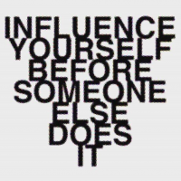 influence yourself